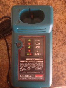 Mikita cordless fast charger for sale