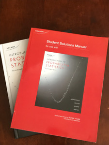Like New First Year BBA Textbooks For Brock University