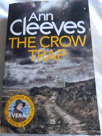 TWO BOOKS, Ann Cleeves. TV novels.
