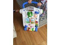 leap frog baby walker £3
