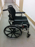 Matrix-pb elite wheelchair