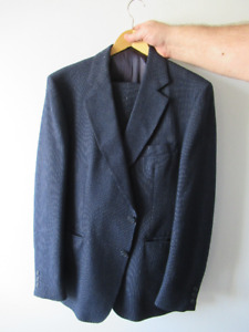 Tip Top Leishman suit great for grad