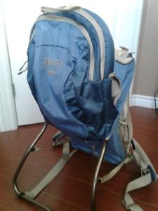Carrier backpack