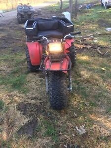 Honda big red with with reverse 850$ firm