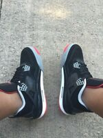 Bred 4 size 8.5