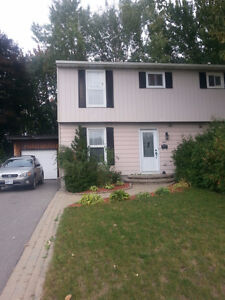 furnished semi-detached in Ottawa's East end
