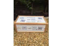 Beautiful Wooden Toy Box/Trunk