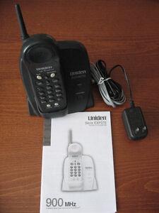Téléphone sans fil Uniden EXP370-900MHzCordless Telephone