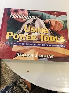 Using power tools