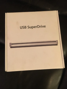 APPLE MAGIC MOUSE 2 AND USB SUPER DRIVE