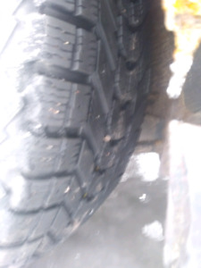 225 50 17 tires and aluminum rims