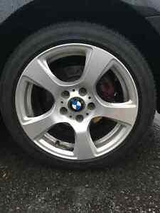 Original OEM BMW Rims + Tires for all 3 Series BMW (CRAZY PRICE)