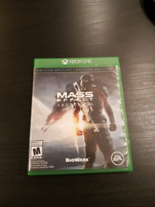 Mass Effect Andromeda | Xbox One