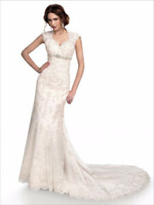 Brand New Maggie Sottero Wedding Gown Size 6
