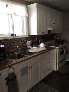 All-Inclusive great 2 bedroom upper-level Sturgeon Falls