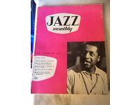 24 Jazz Monthly magazines 1958-61