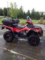 Can-am 650, 2012