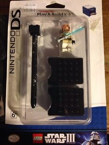 Lego DS play and build