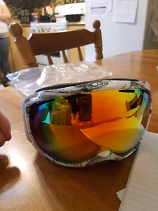 New Double Lens Goggles