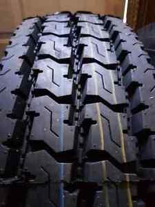 11R22.5 Transking Truck trailer dump truck tires                 Cambridge Kitchener Area image 2
