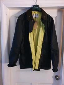 Barbour beacon Morgan wax jacket