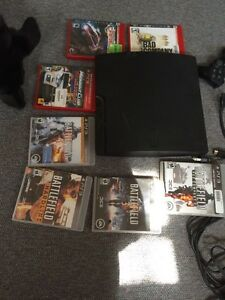 Battlefield and ps3 for sale