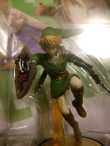 Super Smash Bros Link Amiibo