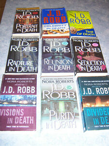 ANN RULE PAPERBACKS-PLUS NORA ROBERTS Kingston Kingston Area image 6