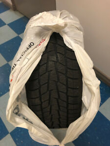 Full set Motomaster Winter Edge winter tires - great condition!