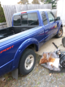 06 ranger 2 wheel drive in great shape !!this is not 4 parts !!