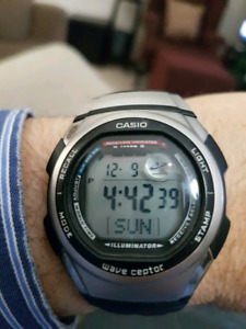 Casio Solar Atomic watch