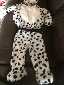101 Dalmatians Halloween Costume - age: 12-24 months