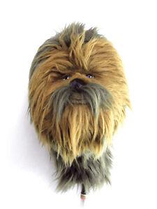 Star Wars Chewbacca Hybrid Golf Headcover -New
