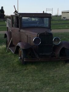 Wanted 1930 Chevy half ton