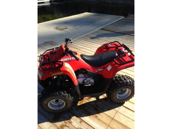 Used 2005 Arctic Cat A/T