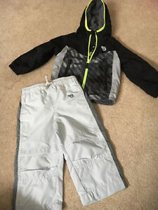 18m Lined Spring Jacket/Pants