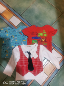 Baby boy clothes 12-18 month