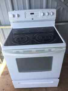 KENMORE Glasstop Convection Oven (FREE DELIVERY!)$REDUCED$