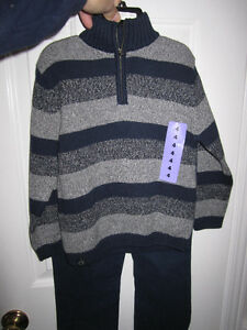 Calvin Klein boys size 4, 2-piece, BNWT:Sold pending Pk Up