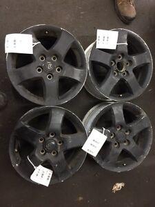 "2002-2006 Toyota Camry 16"" alloy wheels"