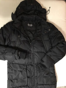 Dolce & Gabanna Winter Down Jacket