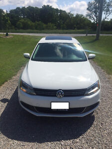 2014 Volkswagen Jetta 1.8 Turbo TSI Backup Camera, Sunroof