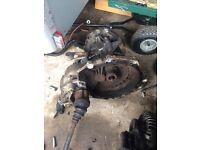 Corsa c 1.2 gearbox