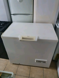 White deep freezer Free delivery with guarantee