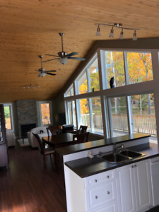 Lake Front Cottage for rent in Calabogie Ontario