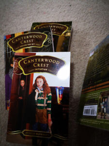 Canterwood Crest books for teens!