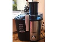 Excellent Condition Bosch Juicer - only used a handful of times