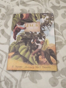 JACK and THE BEANSTALK (classic hardcover)