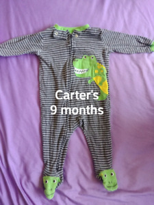 6/9/12 month boy clothes