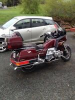 1984 goldwing ready to roll!